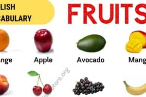 List of Fruits: List of Popular Fruit Names with The Picture! 6