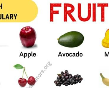 List of Fruits: List of Popular Fruit Names with The Picture! 2